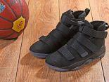 Nike LeBron Soldier XI 2018新款 士兵11代魔術貼男生籃球鞋