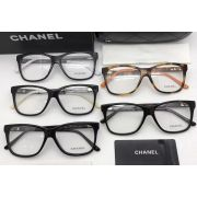 chanel眼鏡 香奈兒2017年7月新款眼鏡 3230時尚簡約休閒平光眼鏡