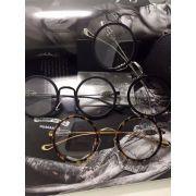 chrome hearts眼鏡系列 克羅星2017新款眼鏡 H23復古圓框平光眼鏡