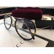 gucci眼鏡專賣店 2017年新款 8102透明鏡片全框眼鏡