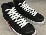New Balance 板鞋 紐巴倫情侶休閒網面中筒板鞋 黑色