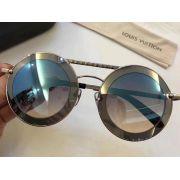 lv眼鏡專賣店 路易威登2017新款 Z0907U圓框時尚墨鏡