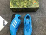 adidas climacool BOAT LACE 2017新款 清風時尚女生休閒跑鞋 藍色