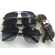 salvatore ferragamo 菲拉格慕2016經典款太陽眼鏡 145S金屬邊細框墨鏡