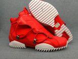 Adidas Y-3 LE SAVAGE 山本耀司高幫情侶潮流鞋 紅色