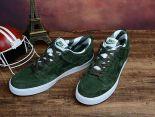 nike dunk high sb 2017新款 豬八革低幫時尚男生滑板鞋 綠色