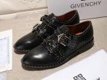 Givenchy鞋子 2018新款 朋克風街頭元素潮流女鞋 黑色
