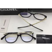chanel眼鏡 香奈兒2017年7月新款眼鏡 3304中性風時尚平光眼鏡