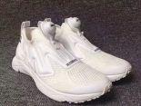 reebok pump supreme engine driver 簡版氣閥充氣鞋 網面透氣時尚男鞋 白色