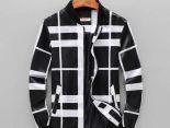 burberry巴寶莉 2018新款 格紋男生夾克外套 MG