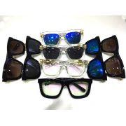 versace太陽眼鏡 凡賽斯2017新款墨鏡 425款簡約logo大框太陽眼鏡