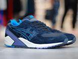 Asics Tiger GEL-SIGHT 視覺系列 時尚休閒情侶款跑鞋 深藍紫白