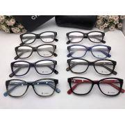 chanel眼鏡 香奈兒2017新款 3889時尚中框中性風平光眼鏡