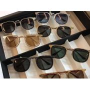 gucci眼鏡專賣店 古馳2017年新款 0129金屬全框時尚墨鏡