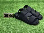 adidas y-3 kaohe sandall涼鞋 山本耀司走秀款綁帶潮流情侶鞋 全黑色