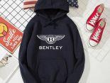 bentley 2019新款帽T 秋冬季薄款情侶款衛衣 PF