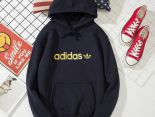 adidas 2019新款帽T 秋冬季薄款情侶款衛衣4 PF