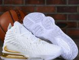 Nike LeBron XVII 詹姆斯17代 2019新款籃球運動鞋 帶半碼