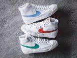 Nike Blazer Mid 77Vintage 2019新款 開拓者情侶款高幫板鞋