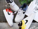 nike air force 1 2019新款 空軍一號NBA限定絲綢情侶款板鞋