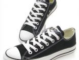 converse all star 經典款低幫男女生帆布鞋