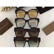 gucci眼鏡專賣店 2017年新款 0069不規則鏡框時尚墨鏡
