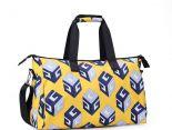gucci包包 2017新款 休閒戶外手提包 正方體黃色